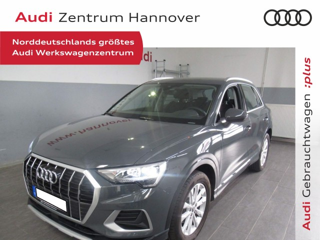 Audi Q3 35 TFSI AHK, virtual Cockpit, Navi, Advanced Key, Jahr 2020, Benzin