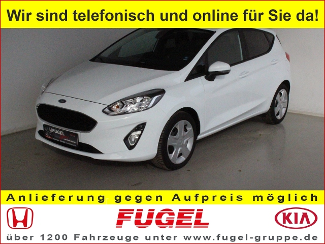Ford Fiesta 1.0 EcoBoost Cool&Connect LED|PDC|Winter, Jahr 2020, Benzin