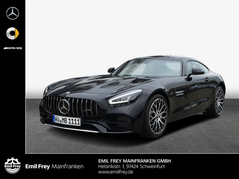 Mercedes-Benz AMG GT Coupe*Comand*Pano-SD*Memory*(20''), Jahr 2020, Benzin