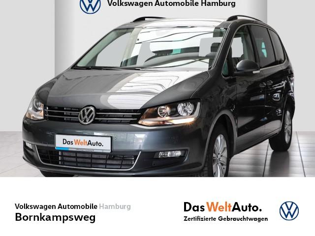 Volkswagen Sharan 1,4 TSI DSG Comf KLIMA/NAVI/PDC/7-SITZ, Jahr 2020, Benzin