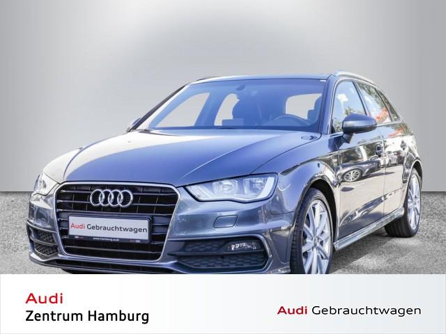 Audi A3 Sportback 1.4 TFSI ultra S line Style 6-Gang AHK PANO, Jahr 2015, Benzin