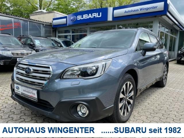 Subaru OUTBACK Sport 2.0 D*Nur 62.000 km*AHK*Lineatronic, Jahr 2015, Diesel