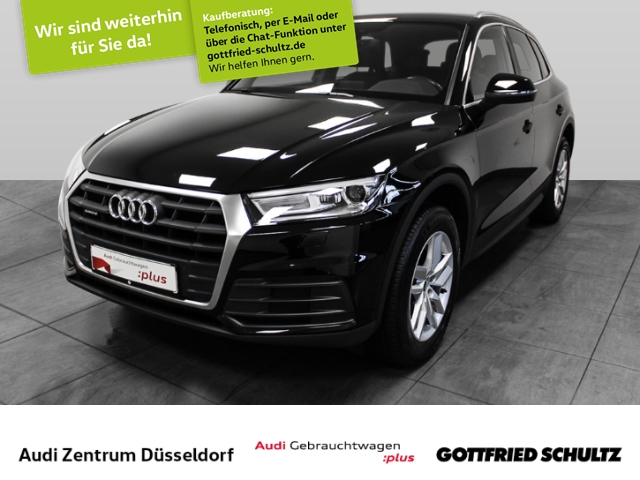 Audi Q5 2.0 TDI quattro S-tronic 120(163) KW(PS), Jahr 2017, Diesel