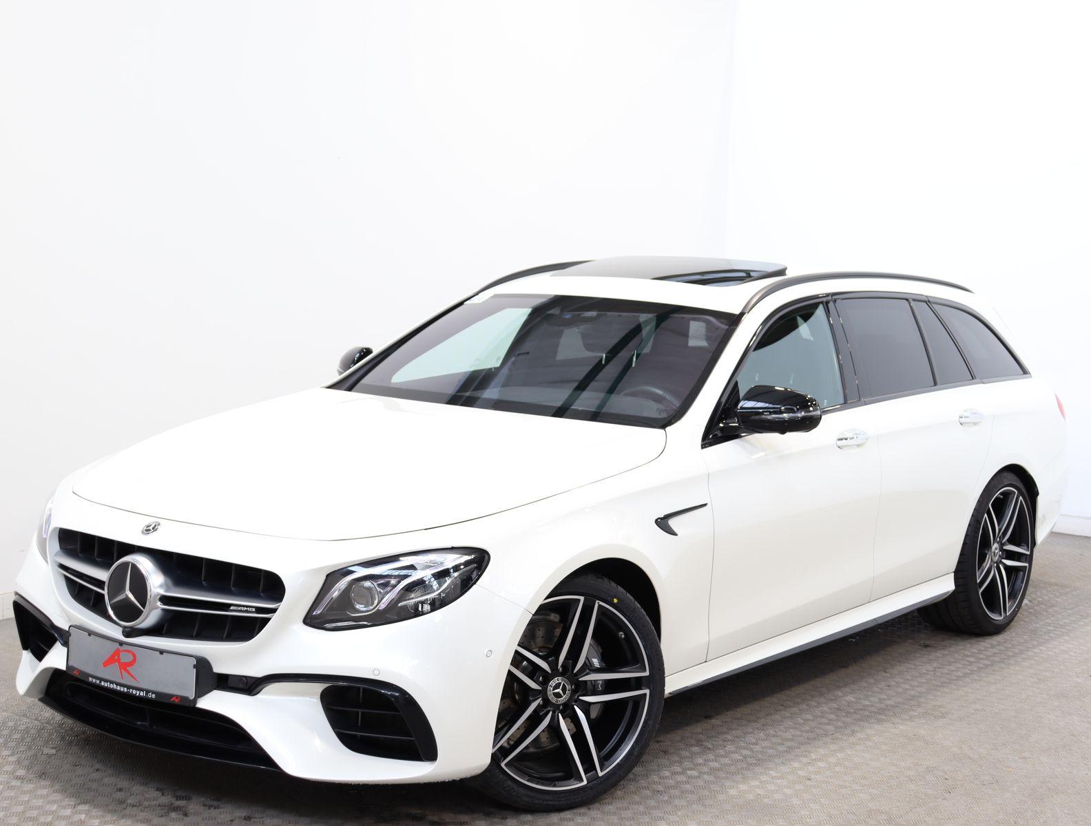 Mercedes-Benz E 63 AMG T 4M AIRMATIC,HEADUP,DISTRO,SCHECKHEFT, Jahr 2017, Benzin