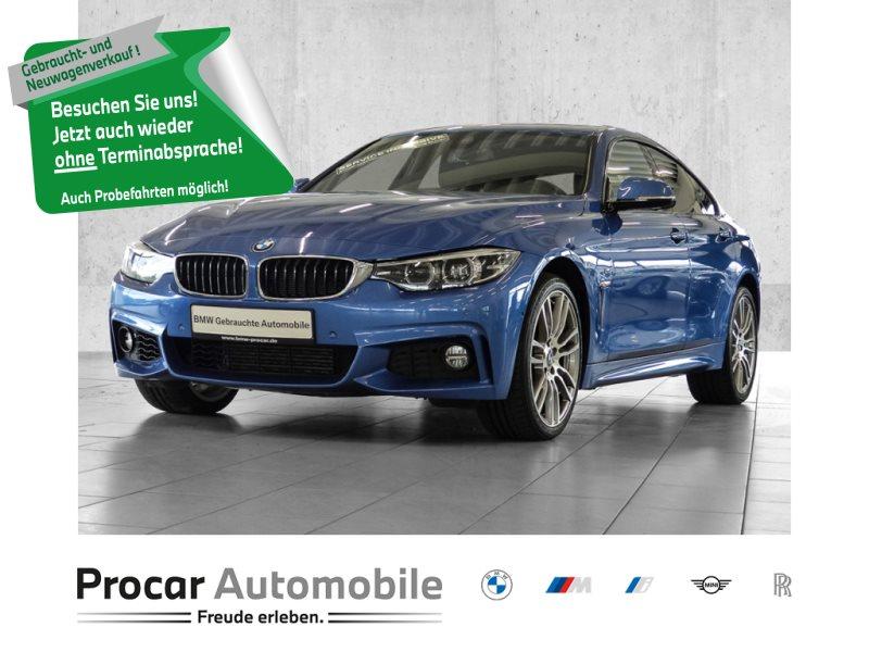 BMW 435d xDrive M-Sportpaket Navigation Finanz. ab 1,49%, Jahr 2018, Diesel
