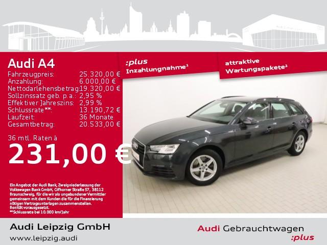 Audi A4 Avant 1.4 TFSI S-tronic *Pano*Navi*, Jahr 2018, Benzin