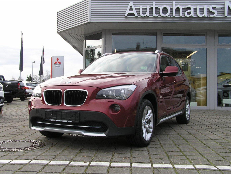 BMW X1 xDRIVE 20i X-Line, Jahr 2012, petrol