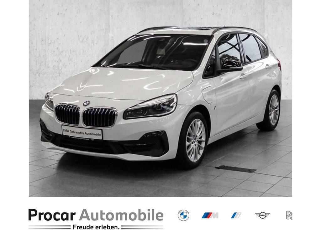 BMW 225xe SPORT-LINE+HEAD-UP+ACC+NAVI-PLUS, Jahr 2019, Hybrid