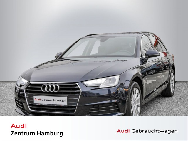 Audi A4 Avant 1.4 TFSI S tronic AHK STANDHZG. LEDER, Jahr 2017, Benzin