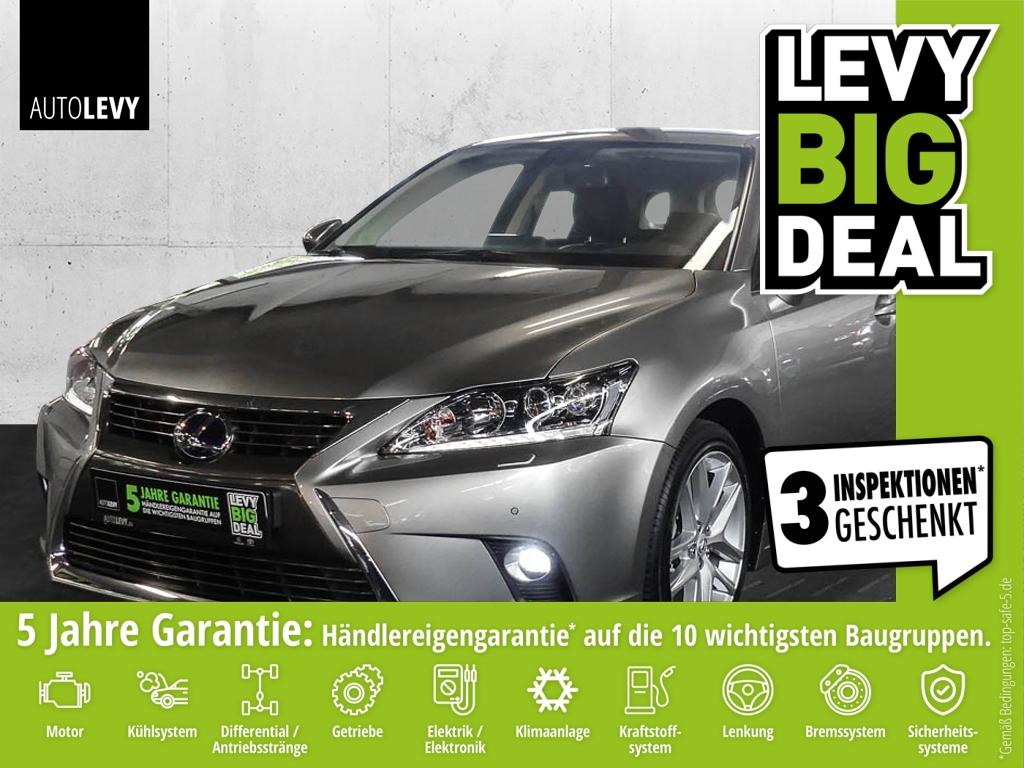 Lexus CT 200h Luxury Line *Leder*Navi*LED*Schiebedach*, Jahr 2017, Benzin