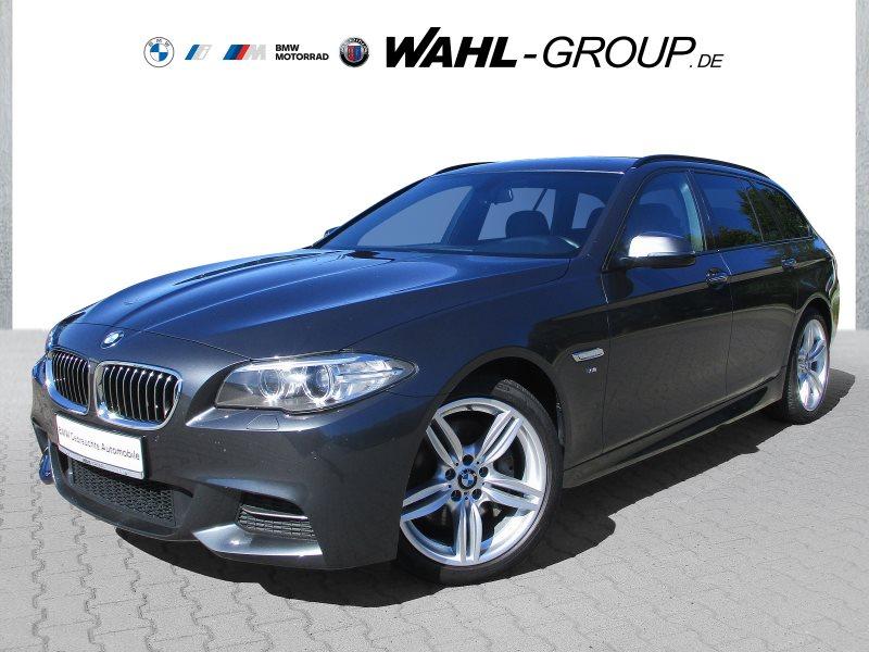 BMW 530d xDrive Touring M Sportpaket Leder HiFi Xenon Shz, Jahr 2017, Diesel