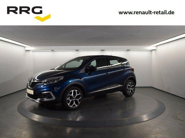 Renault CAPTUR INTENS TCe 150 EDC RÜCKFAHRKAMERA, Jahr 2019, Benzin