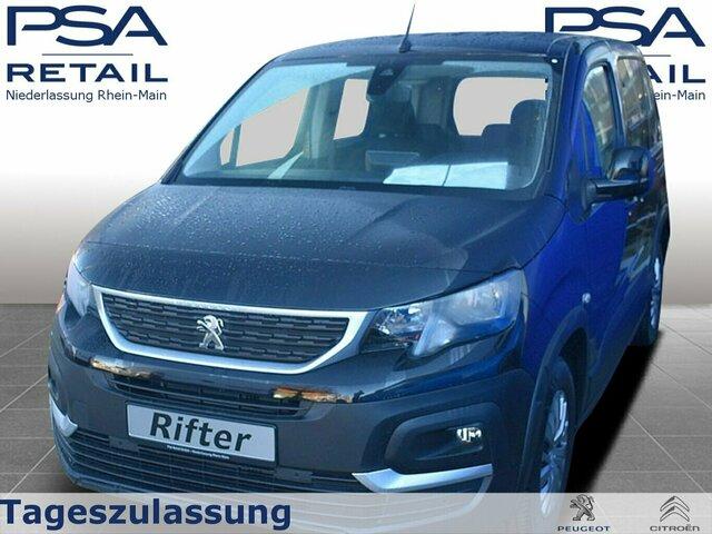 Peugeot Rifter L1 Active BlueHDI 100, Jahr 2020, Diesel