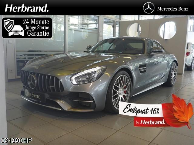 Mercedes-Benz AMG GT C Cp Pano Kamera AbGas Perf. Sitze Sound, Jahr 2018, Benzin