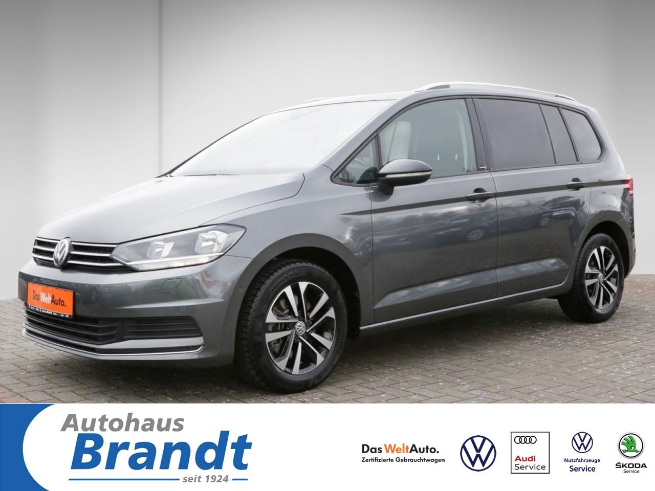 Volkswagen Touran 2.0 TDI IQ.DRIVE DSG*NAVI*ACC*7-SITZER*AHK, Jahr 2020, Diesel