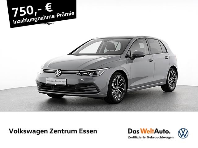 Volkswagen Golf Life 1 5 eTSI DSG Pano NaviPro RK SHZ, Jahr 2020, Benzin