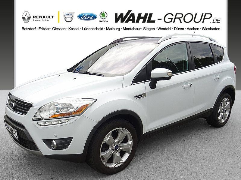 Ford Kuga TITANIUM 4X4 NAV*KLIMAA* PDC*KAMERA*PANO-DACH, Jahr 2012, Diesel