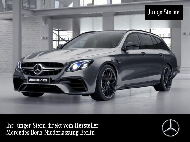 Mercedes-Benz E 63 AMG T S 4M Fahrass.Wide.Pano.Night.Drivers, Jahr 2018, Benzin