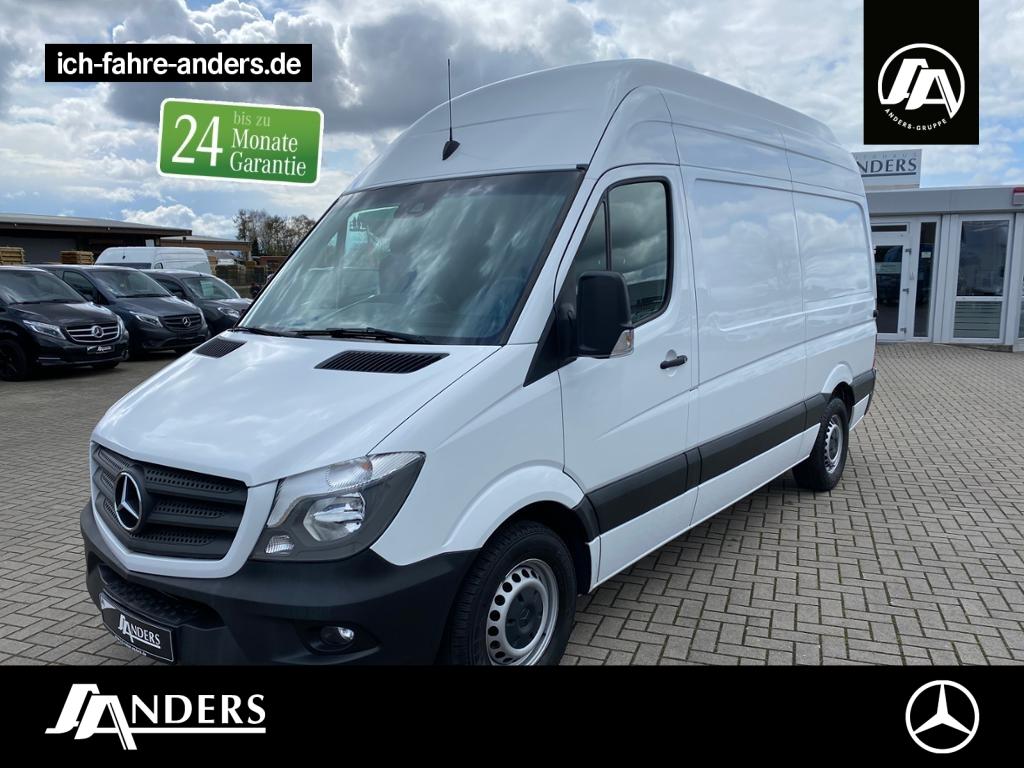 Mercedes-Benz Sprinter 313 KA/ L2H3 Navi*Zusatzh*Autom*Rampe, Jahr 2015, Diesel