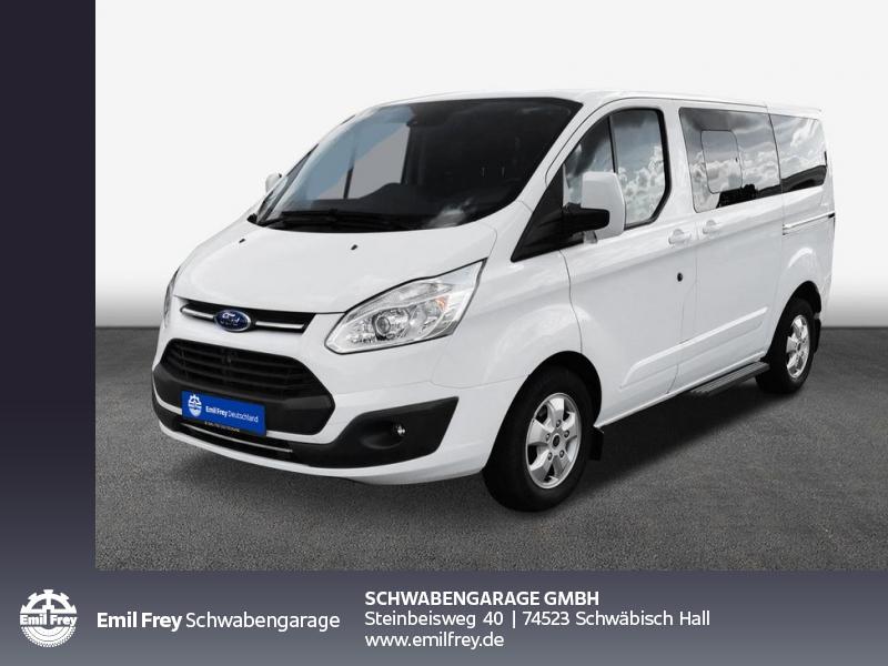 Ford Tourneo Custom 310 L1H1 VA Titanium, Jahr 2017, Diesel