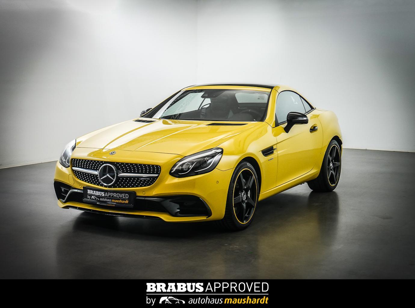 Mercedes-Benz SLC 43 AMG ----> F I N A L - E D I T I O N <----, Jahr 2020, Benzin