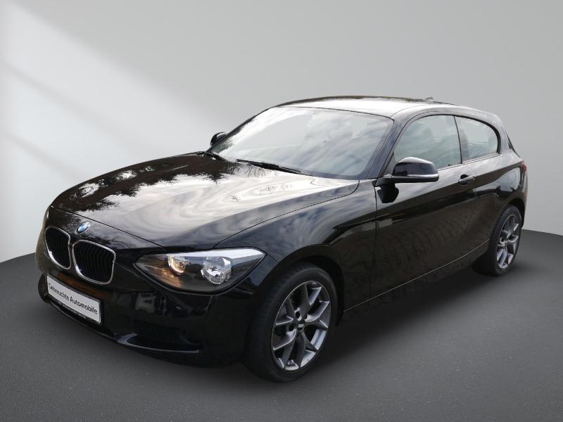 BMW 114i PDC Sitzhzg. Vorn Lederlenkrad, Jahr 2014, Benzin