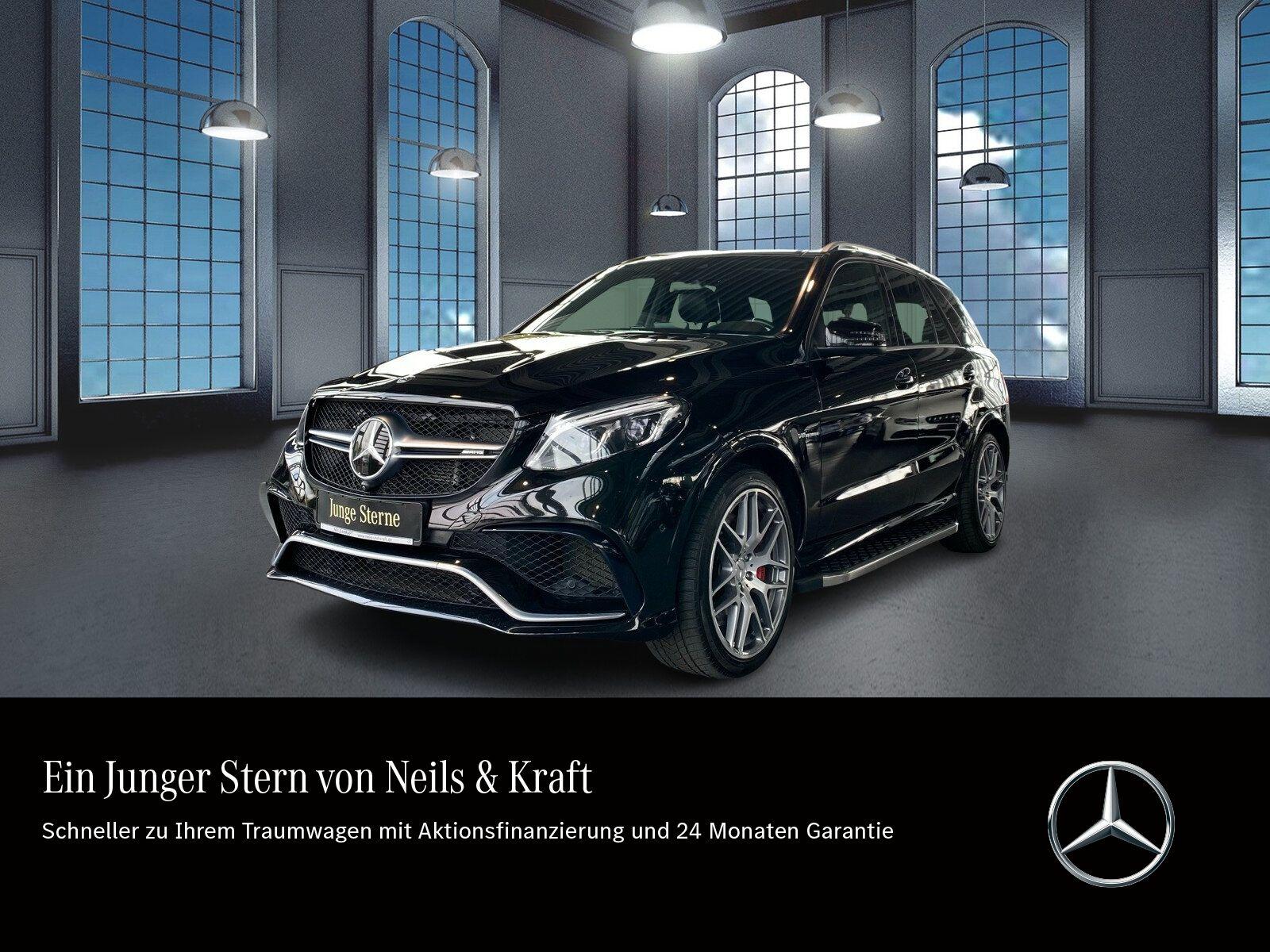 Mercedes-Benz AMG GLE 63 S 4MATIC Sitzklima+Drivers P.+Comand, Jahr 2018, Benzin