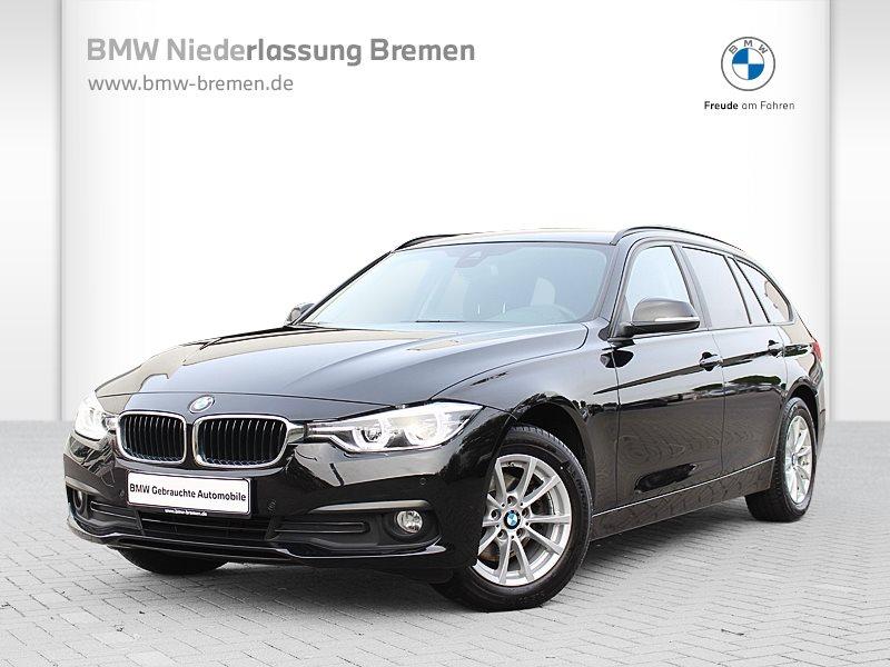 BMW 316d Touring Advantage LED Navi Bus. RTTI Shz, Jahr 2017, Diesel
