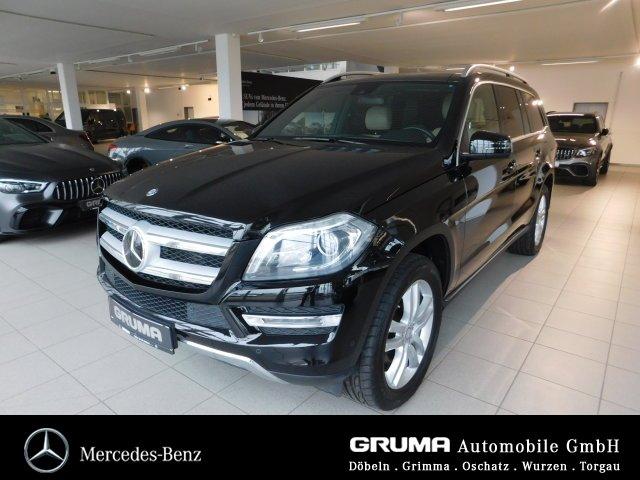 Mercedes-Benz GL 350 BT 4M AHZV+PANOD+AIRMAT+DISTR+360+MEMORY+, Jahr 2014, diesel