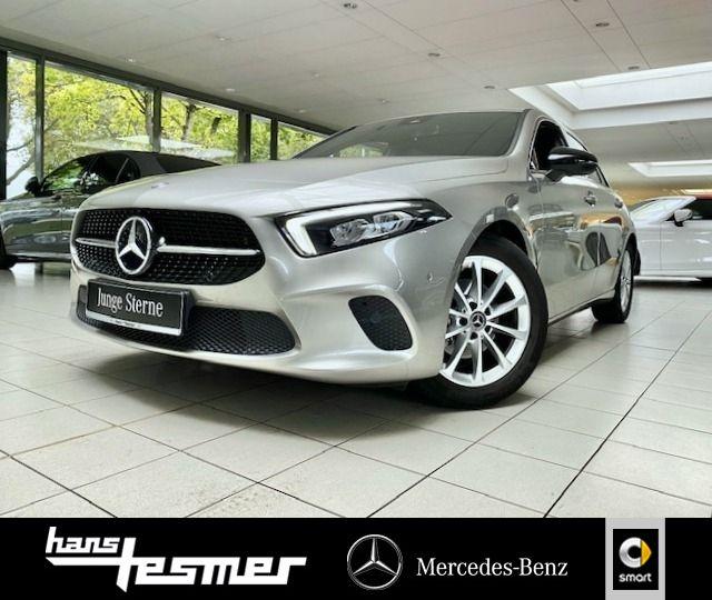 Mercedes-Benz A 180 Progressiv, Night-P, Memory, Navi Prem,LED, Jahr 2020, Benzin