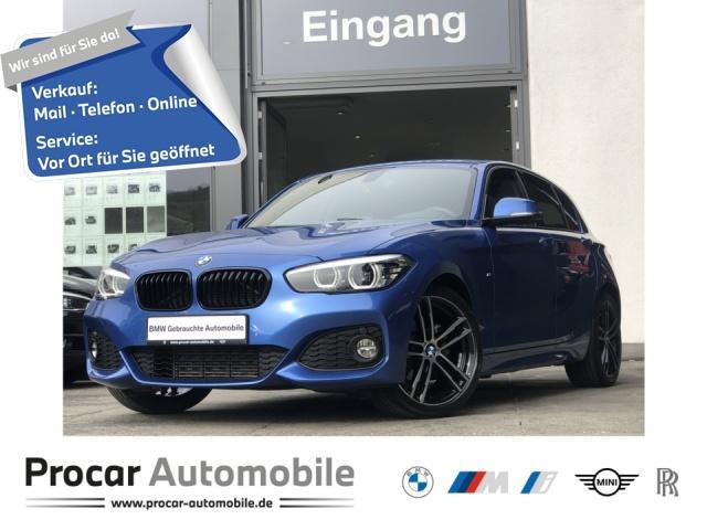 BMW 118i M Sport Shadow Navi LED PDC HiFi Connected, Jahr 2018, Benzin