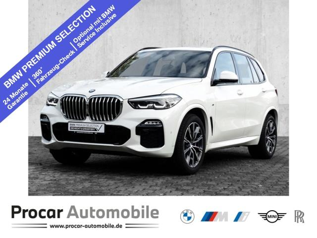 BMW X5 xDrive30d M-SPORT HUD PANO AHK LED ASSISTENZ, Jahr 2019, Diesel