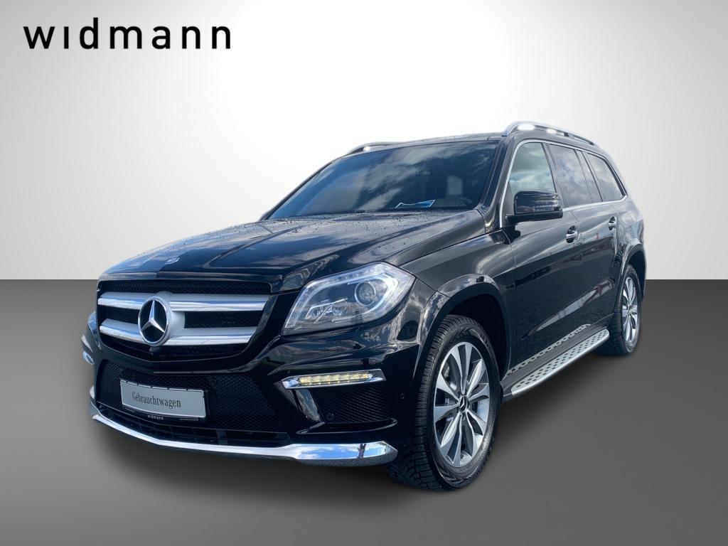 Mercedes-Benz GL 350 BT 4M *AMG*Comand*ILS*Standhzg*Pano*360°*, Jahr 2015, Diesel