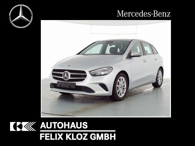 Mercedes-Benz B 200 Navi-Permium AHK LED Totwinkel elek.Spiege, Jahr 2019, Benzin