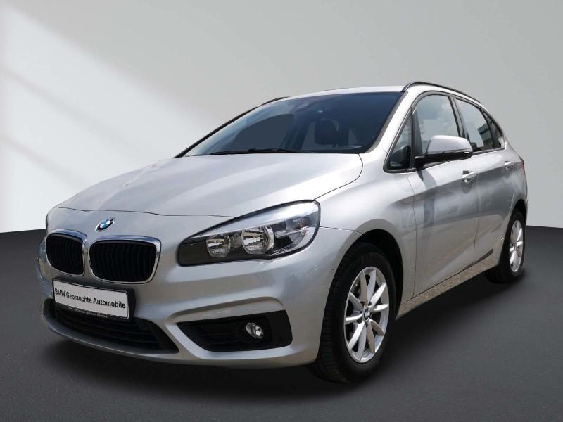 BMW 220i Active Tourer Advantage Aut. Klimaaut. PDC, Jahr 2017, Benzin
