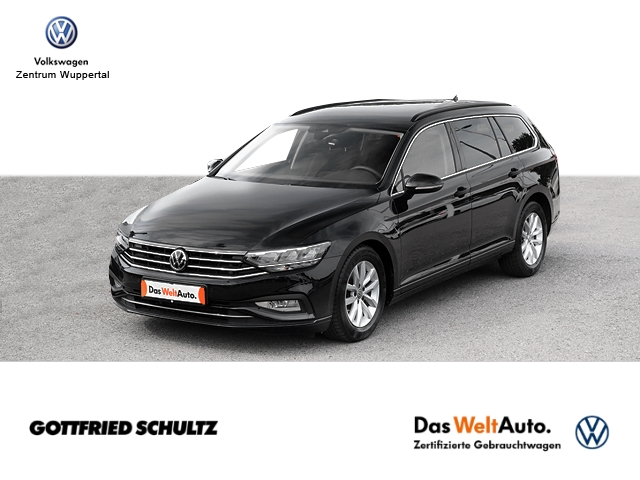 Volkswagen Passat Var 2 0 TDI Business DSG LED NAVI AHK PDC LM ZV, Jahr 2020, Diesel