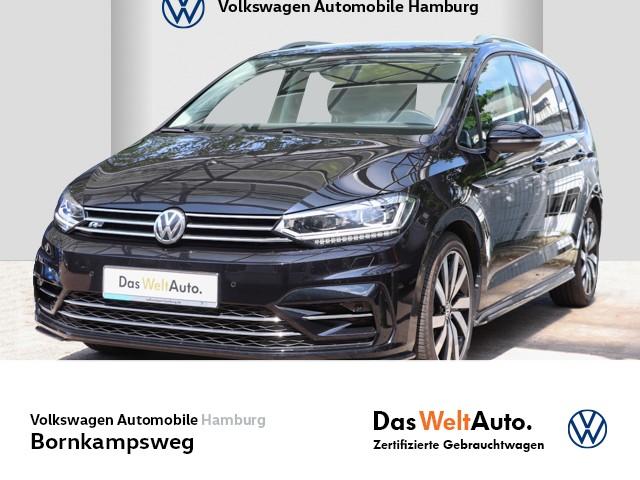 Volkswagen Touran 1.5 TSI IQ.DRIVE DSG NAVI/PANO/LED, Jahr 2020, Benzin