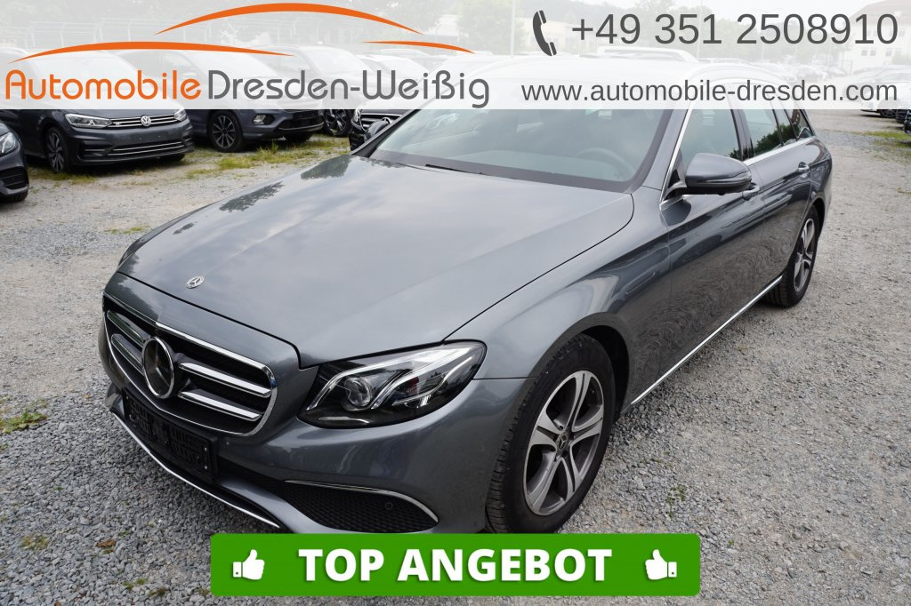 Mercedes-Benz E 200 T Avantgarde 360Grad*Widescreen*UPE 60.000, Jahr 2020, Benzin