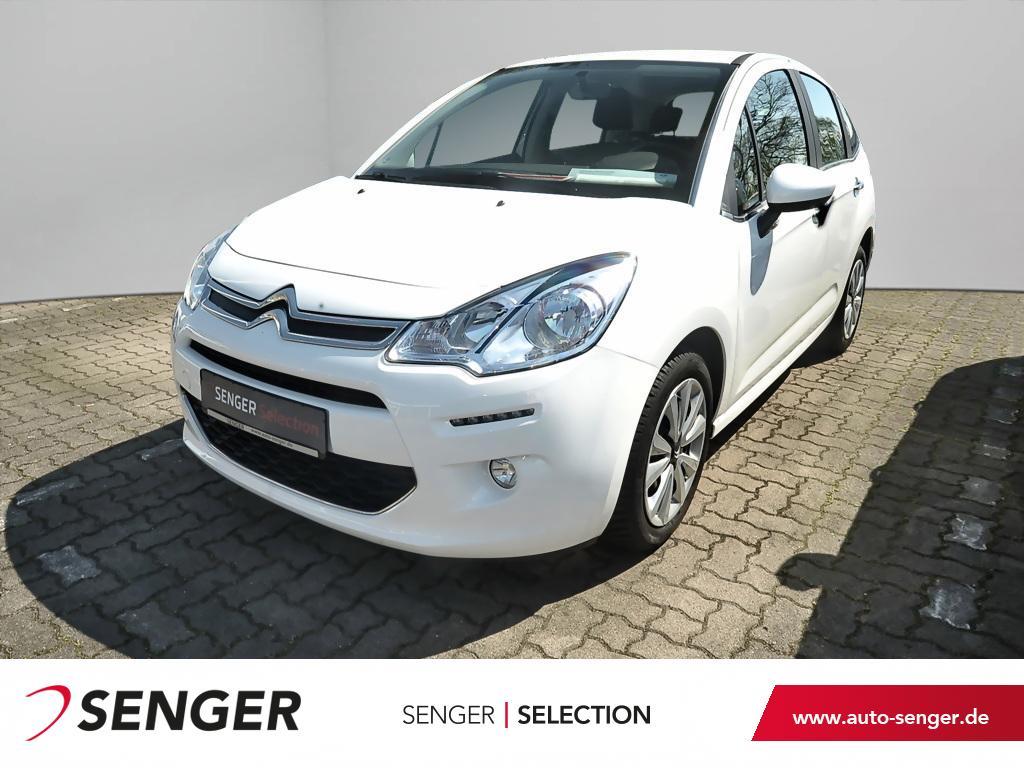 Citroën C3 1.0 PureTech Selection PDC Bluetooth, Jahr 2015, Benzin