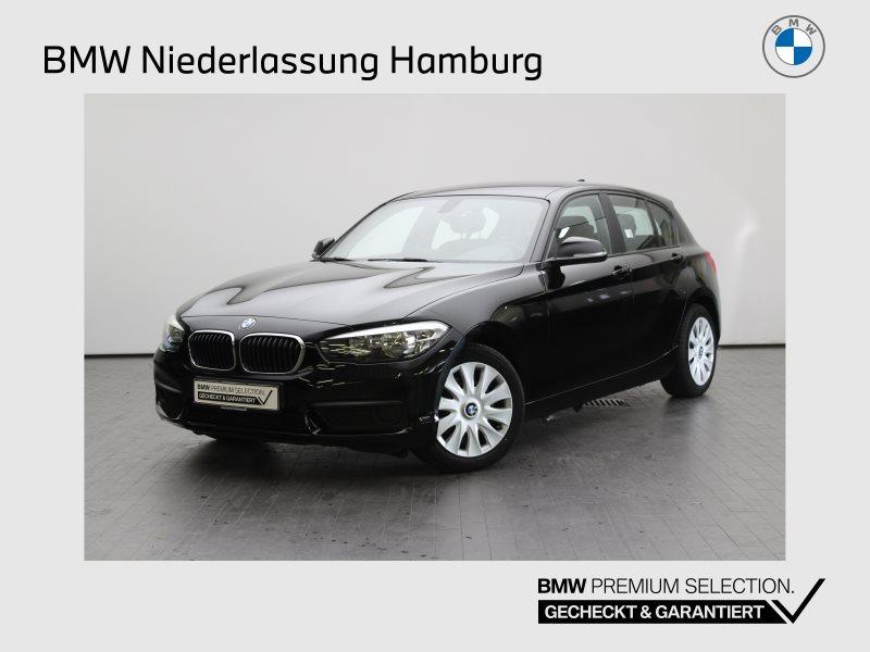 BMW 116i 5-Türer USB, Jahr 2017, Benzin