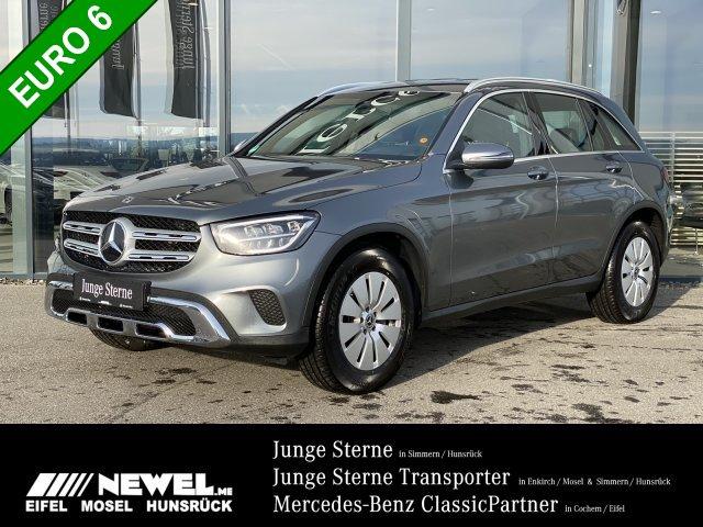 Mercedes-Benz GLC 200 4MATIC *LED*NAVI*MBUX*EXCLUSIVE*TEMPO*MOPF*, Jahr 2019, petrol