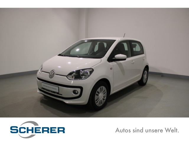 Volkswagen up! 1.0 ECO FUEL CNG move up! Navi, Cool&Sound, Jahr 2015, other
