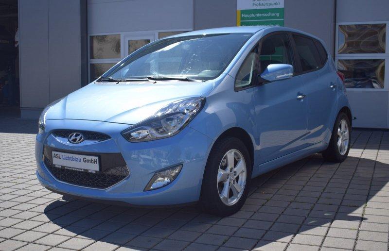 Hyundai ix20 1.4 Fifa World Cup Gold AHV Allwetter Navi, Jahr 2013, Benzin