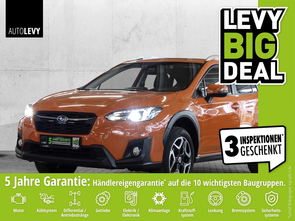 Subaru XV EXCLUSIVE *NAVI*KLIMA*CarPlay*KAMERA*ISOFIX, Jahr 2018, Benzin