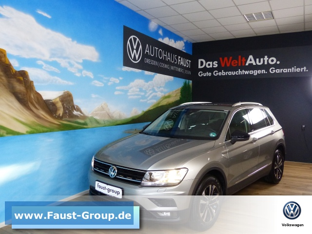 Volkswagen Tiguan IQ.DRIVE UPE41500 NAVI AHK, Jahr 2020, Diesel