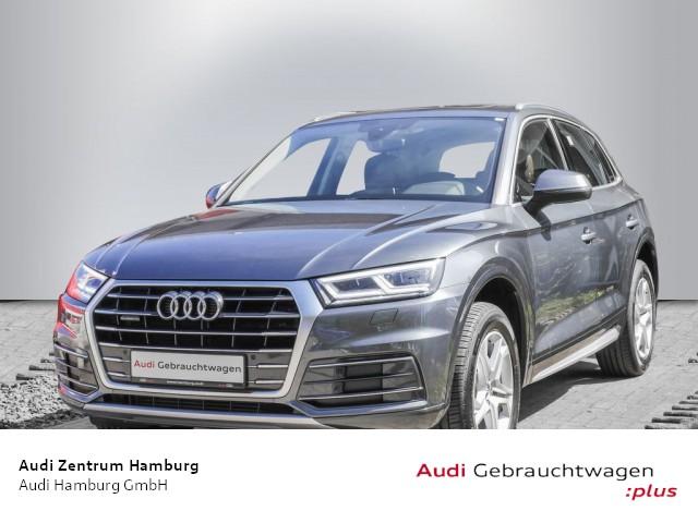 Audi Q5 2,0 TFSI design quattro S tronic NAVI PANO LED, Jahr 2018, Benzin