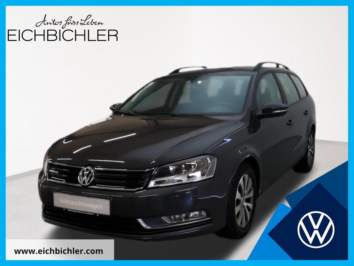 Volkswagen Passat Variant 1.6 TDI BMT PDC+Climatronic+Sitzh, Jahr 2013, Diesel