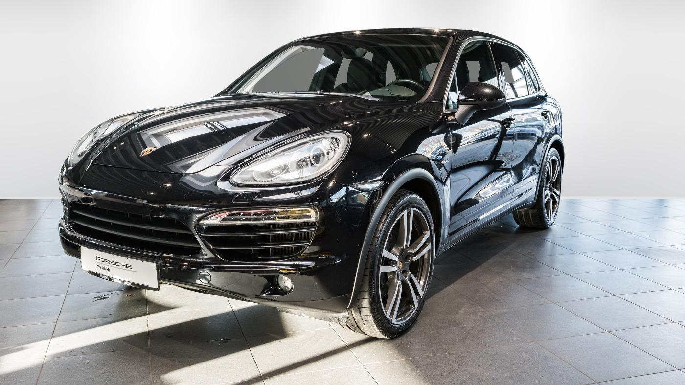 Porsche Cayenne Diesel | Bi-Xenon-Scheinwerfer |, Jahr 2013, diesel