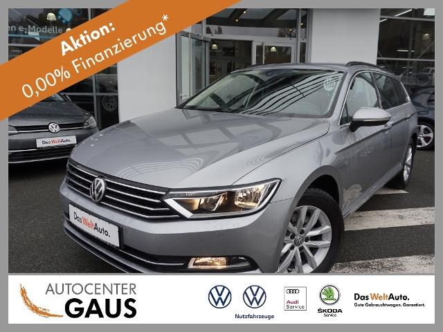 Volkswagen Passat Var. Comfortline 1.5 TSI Navi Klima ACC, Jahr 2019, Benzin