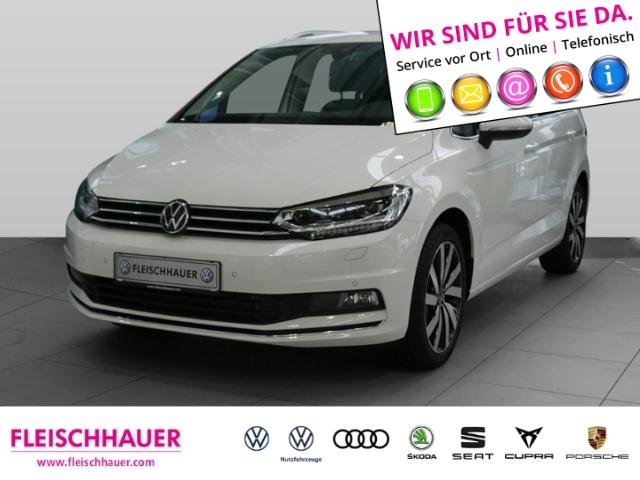 Volkswagen Touran Highline 1.5 TSI EU6d-T, Jahr 2020, Benzin